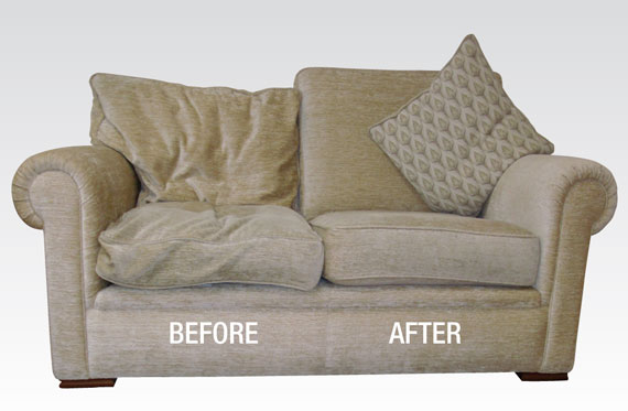 Bring Your Old Sofa Back To Life With New Cushion Inners